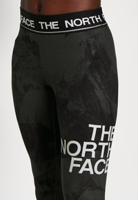 The North Face - WOMENS FLEX MID RISE - Tights - asphalt grey - 3