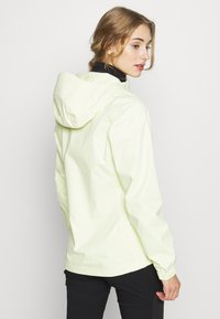 The North Face - QUEST - Hardshell jacket - tender yellow - 2