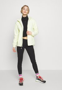The North Face - QUEST - Hardshell jacket - tender yellow - 1