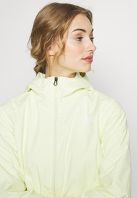 The North Face - QUEST - Hardshell jacket - tender yellow - 4