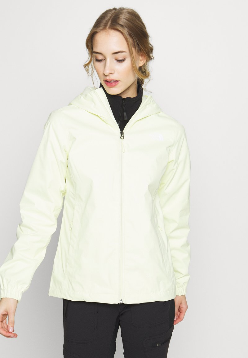 The North Face - QUEST - Hardshell jacket - tender yellow