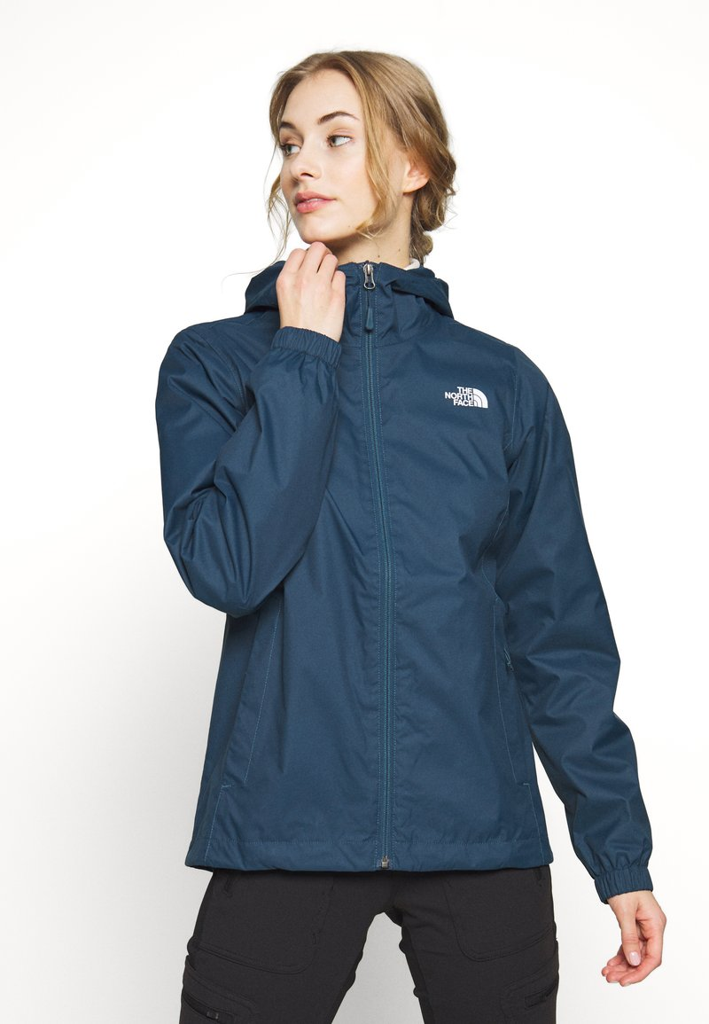 The North Face - QUEST - Hardshell jacket - blue wing teal