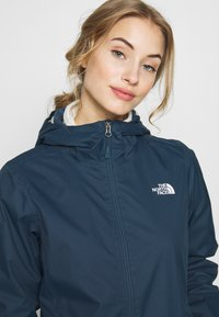 The North Face - QUEST - Hardshell jacket - blue wing teal - 3