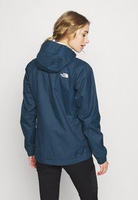The North Face - QUEST - Hardshell jacket - blue wing teal - 2