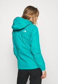 The North Face - QUEST - Kurtka hardshell - jaiden green - 2