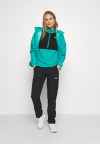 The North Face - QUEST - Kurtka hardshell - jaiden green - 1