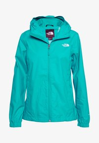 The North Face - QUEST - Kurtka hardshell - jaiden green - 4