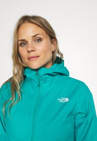 The North Face - QUEST - Kurtka hardshell - jaiden green - 3