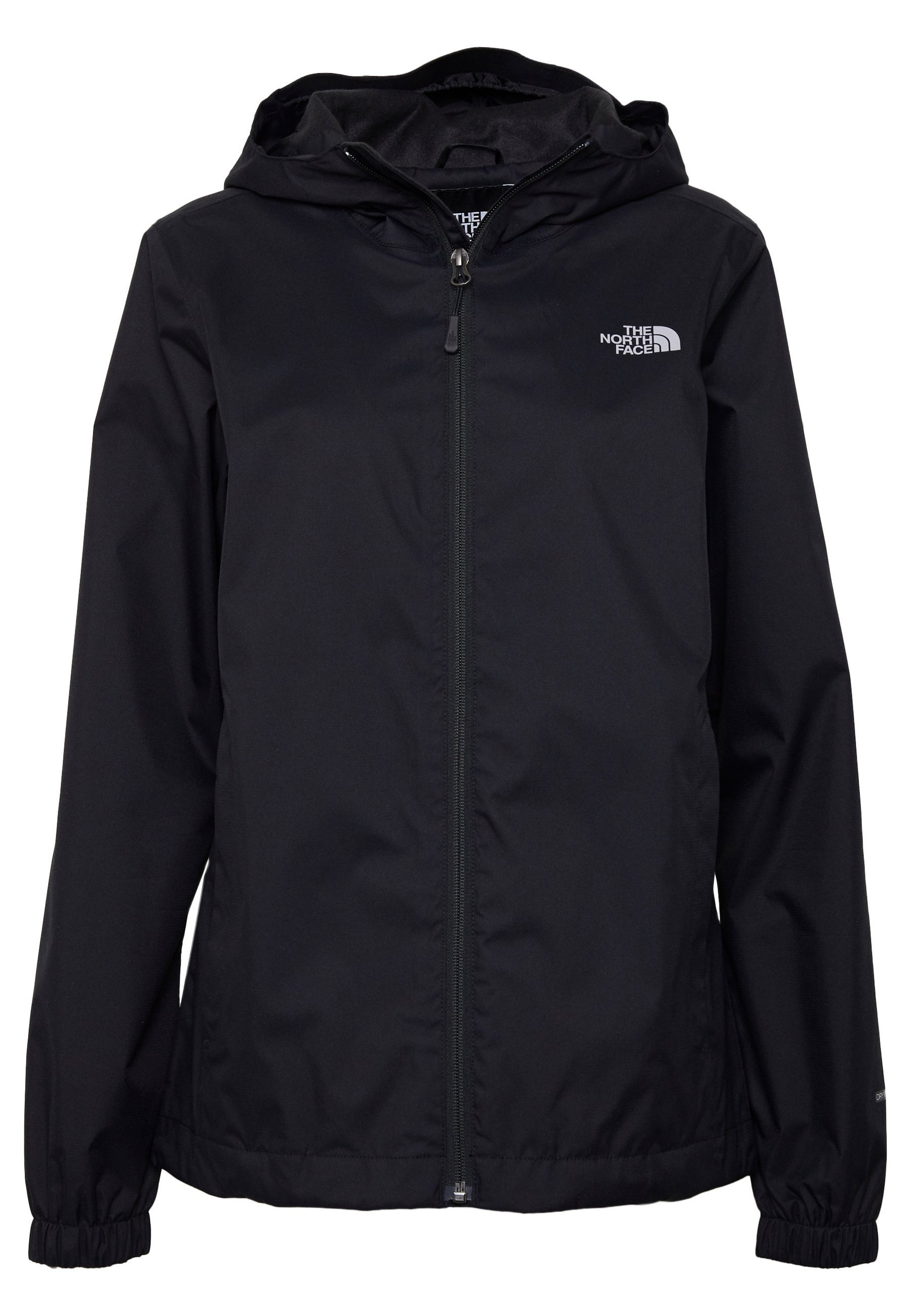 QUEST Hardshelljacke blackfoil grey