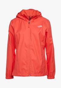 The North Face - QUEST  - Kurtka hardshell - radiant orange - 5