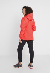 The North Face - QUEST  - Kurtka hardshell - radiant orange - 2