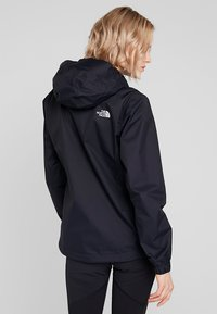 The North Face - QUEST  - Hardshell jacket - black - 2