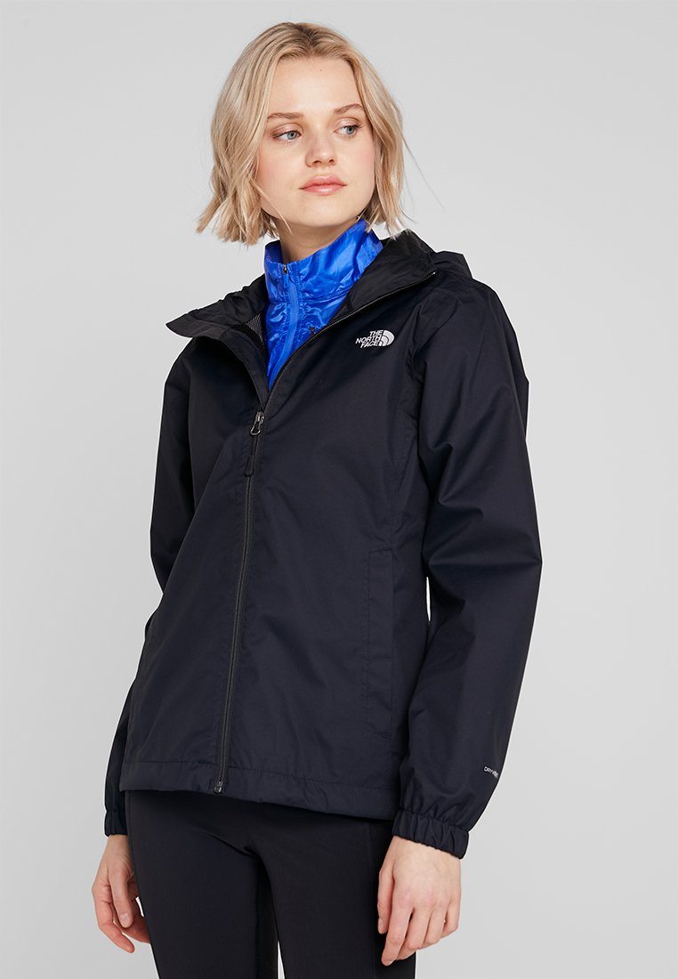 The North Face - QUEST  - Giacca hard shell - black