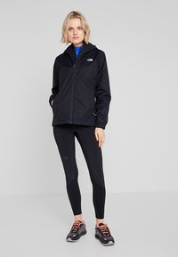 The North Face - QUEST  - Hardshell jacket - black - 1