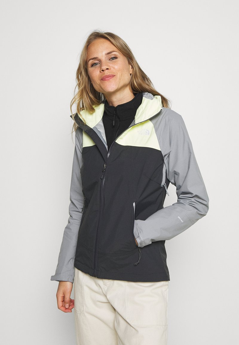 The North Face - STRATOS JACKET - Hardshell jacket - grey