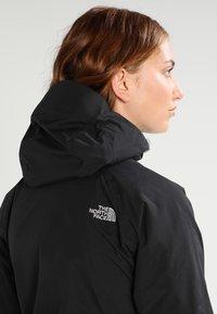 The North Face - STRATOS JACKET - Hardshell jacket - black - 3