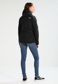 The North Face - STRATOS JACKET - Hardshell jacket - black - 2