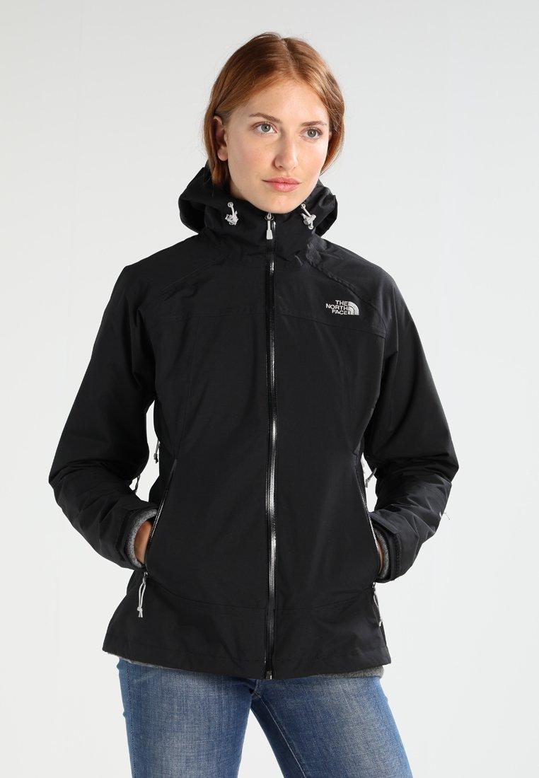 The North Face - STRATOS JACKET - Hardshell jacket - black