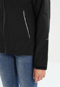 The North Face - STRATOS JACKET - Hardshell jacket - black - 5