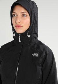 The North Face - STRATOS JACKET - Hardshell jacket - black - 4