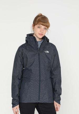 INLUX DRYVENT  - Hardshell jacket - urban navy