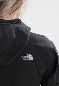 The North Face - FIRE BRICK  - Impermeable - black - 3