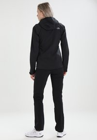The North Face - FIRE BRICK  - Impermeable - black - 2