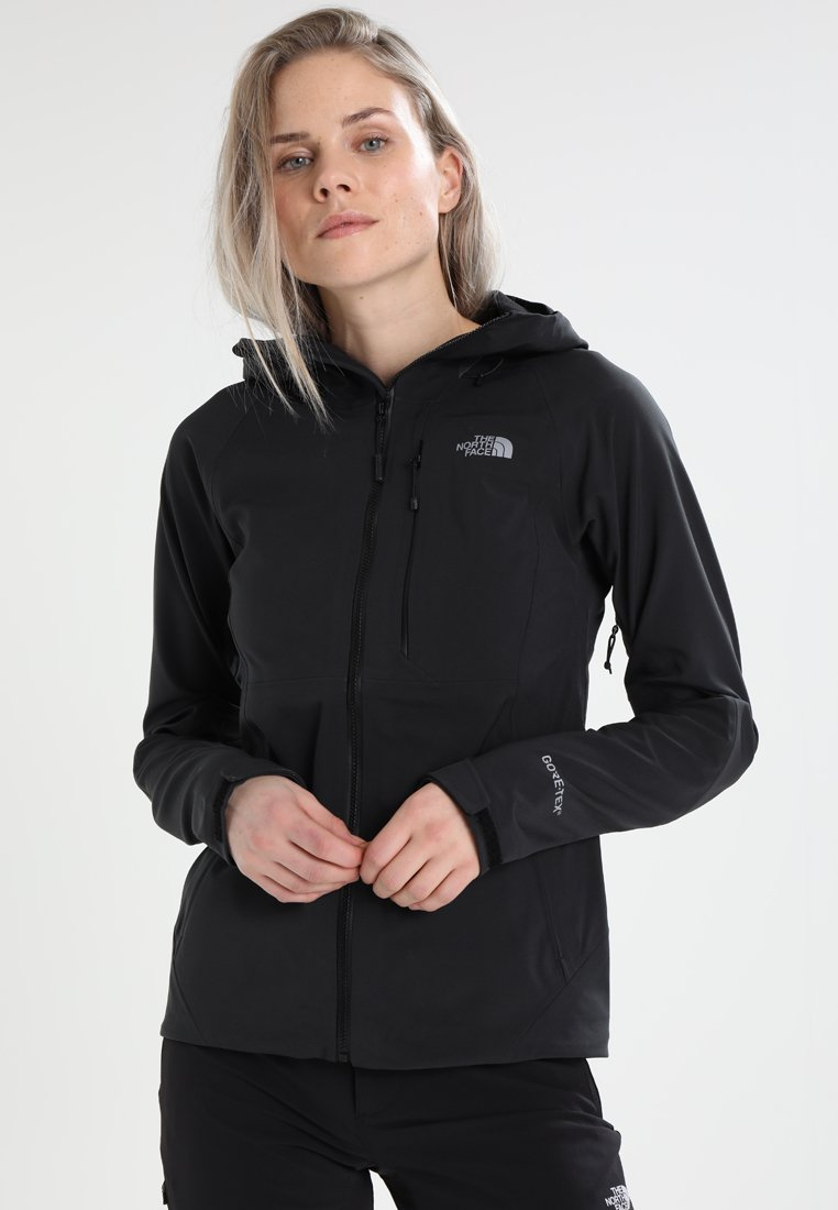 The North Face - FIRE BRICK  - Impermeable - black