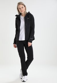 The North Face - FIRE BRICK  - Impermeable - black - 1
