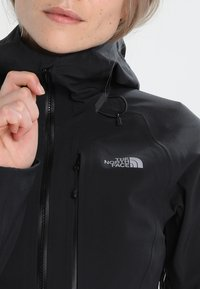 The North Face - FIRE BRICK  - Impermeable - black - 5