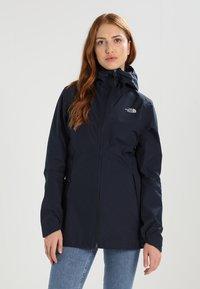 The North Face - Hardshell jacket - urban navy - 0