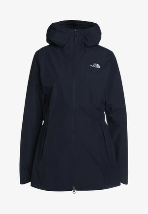 WOMENS HIKESTELLER JACKET - Hardshellová bunda - urban navy