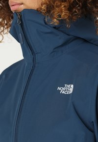 The North Face - WOMENS HIKESTELLER JACKET - Hardshell jacket - blue wing teal - 4
