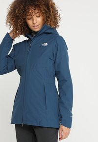 The North Face - WOMENS HIKESTELLER JACKET - Hardshell jacket - blue wing teal - 0