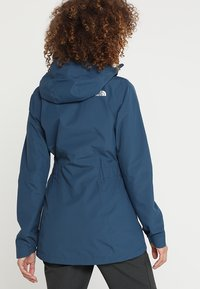 The North Face - WOMENS HIKESTELLER JACKET - Hardshell jacket - blue wing teal - 2