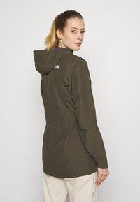 The North Face - WOMENS HIKESTELLER JACKET - Hardshell jacket - new taupe green - 2
