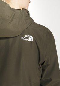 The North Face - WOMENS HIKESTELLER JACKET - Hardshell jacket - new taupe green - 4