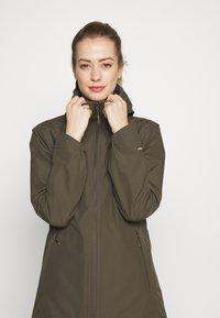 The North Face - WOMENS HIKESTELLER JACKET - Hardshell jacket - new taupe green - 3