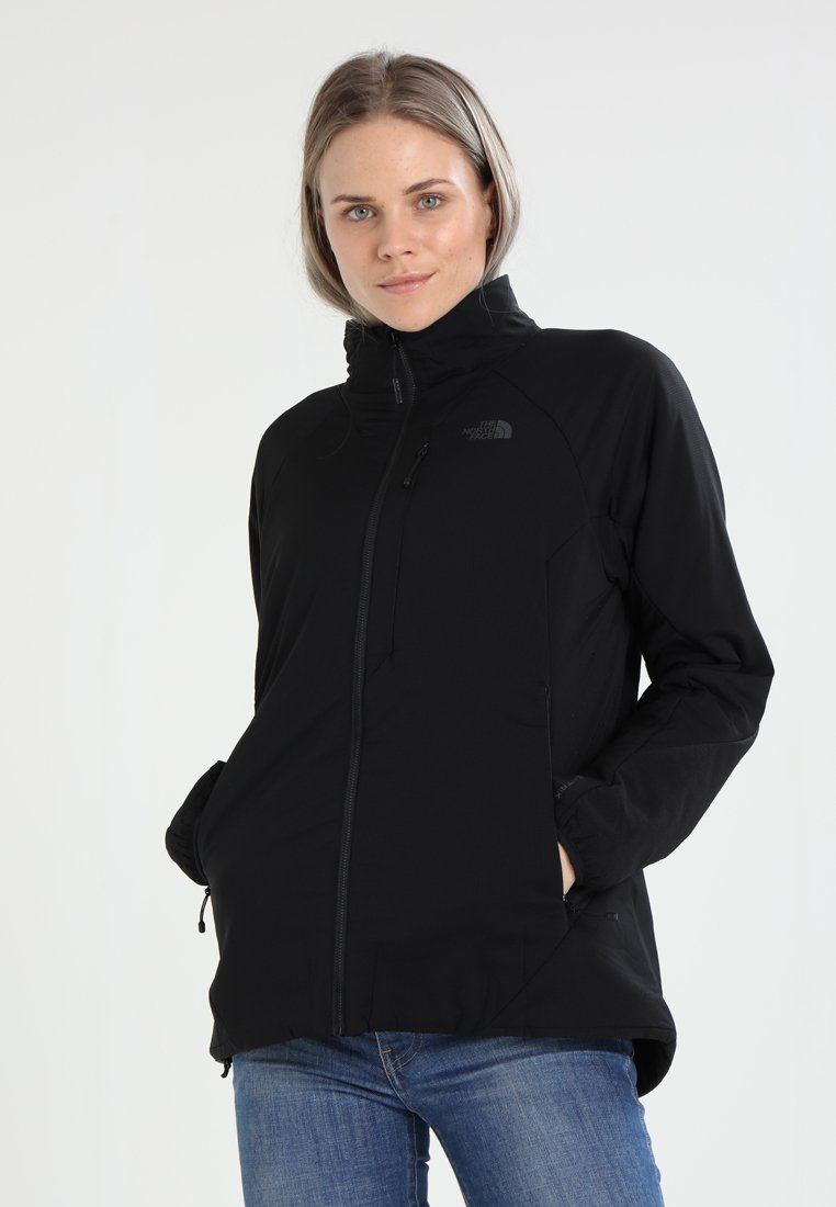 The North Face - VENTRIX - Outdoorjakke - black/black