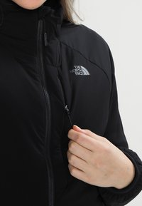 The North Face - VENTRIX - Outdoorjakke - black/black - 4