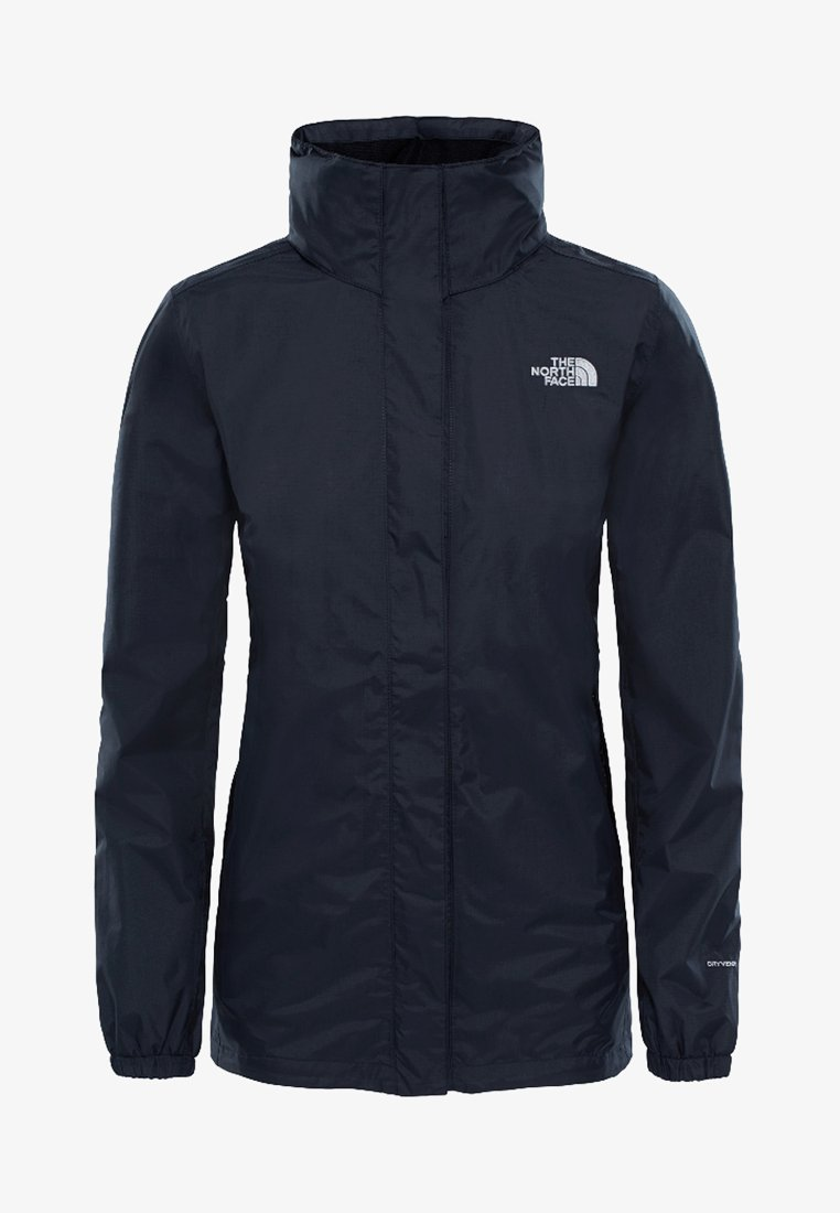The North Face - RESOLVE - Giacca outdoor - tnf black/foil grey