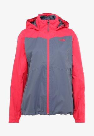 RESOLVE PLUS  - Waterproof jacket - grisaille grey