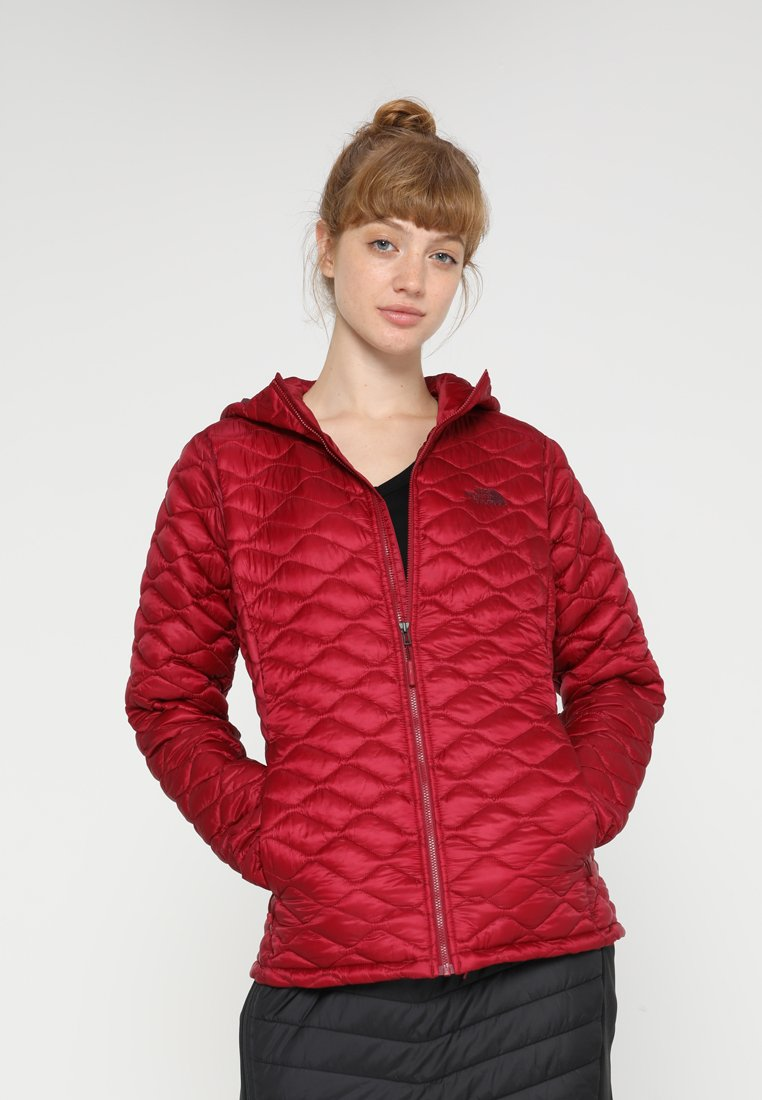 The North Face - THERMOBALL - Blouson - rumba red