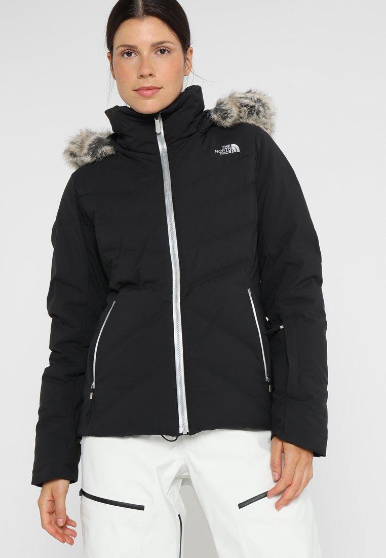 The North Face - CIRQUE - Chaqueta de esquí - black