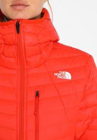 The North Face - PREM - Skijakke - valencia orange - 4