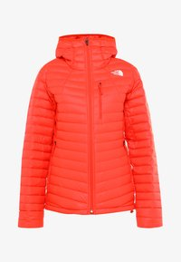 The North Face - PREM - Skijakke - valencia orange - 6