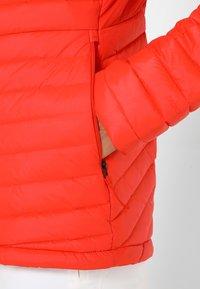 The North Face - PREM - Skijakke - valencia orange - 5
