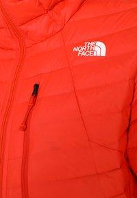 The North Face - PREM - Skijakke - valencia orange - 7