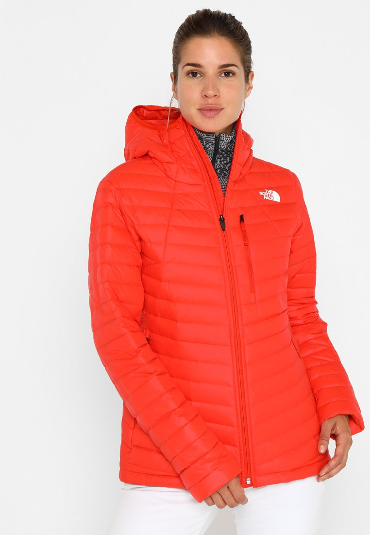 The North Face - PREM - Skijakke - valencia orange
