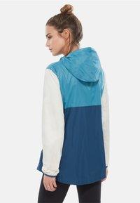 The North Face - WOMENS FANORAK - Veste coupe-vent - blue - 1